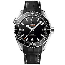 Omega Seamaster Planet Ocean 600m Men's Strap Watch - Product number 4981448