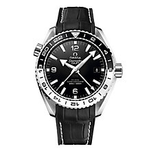 Omega Seamaster Planet Ocean 600M Men's Strap Watch - Product number 4981464