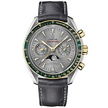 Omega Speedmaster Men's Stainless Steel Strap Watch - Product number 4981537