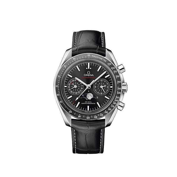 Omega Speedmaster Men's Stainless Steel Strap Watch