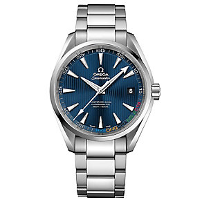 Omega Seamaster Aqua Terra Olympic Collection Men's Watch - Product number 4981650