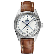 Omega Constellation Globemaster Annual Calendar Men's Watch - Product number 4981677