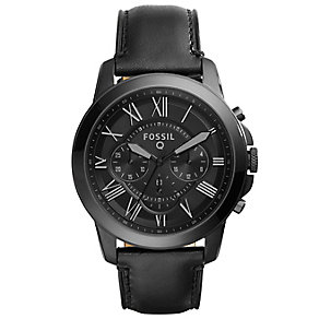 Fossil Q Grant Chronograph Smart Strap Watch - Product number 4981995
