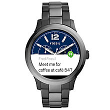 Fossil Q Founder Touchscreen Smart Watch - Product number 4982045