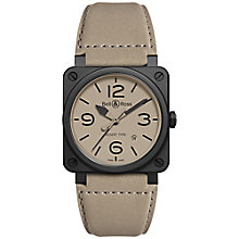 Bell & Ross Men's Ceramic Strap Watch - Product number 4983874