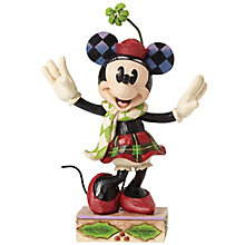 Disney Traditions Merry Minnie Mouse Figurine - Product number 4985575
