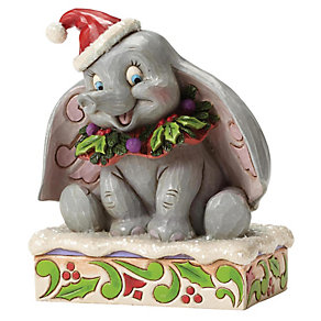 Disney Traditions Sweet Snow Fall Dumbo 75th Figurine - Product number 4985591