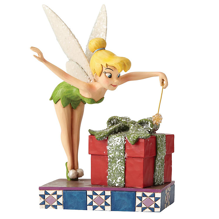 Disney Traditions Pixie Dusted Present Figurine - Product number 4985605