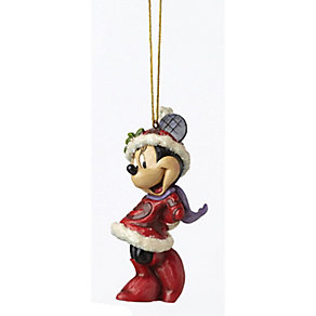 Disney Traditions Minnie Mouse Hanging Ornament - Product number 4993632