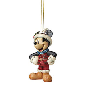 Disney Traditions Mickey Mouse Hanging Ornament - Product number 4993640