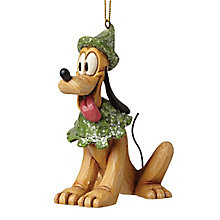 Disney Traditions Pluto Hanging Ornament - Product number 4993659