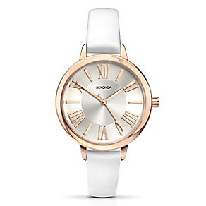 Sekonda Ladies' Summer-Time Editions Rose Gold-Plated Watch - Product number 4994019
