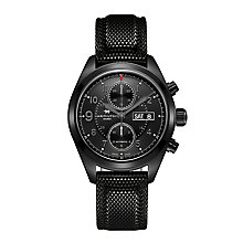 Hamilton Men's Ion Plated Strap Watch - Product number 4995082