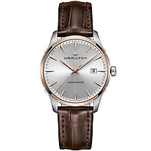 Hamilton Men's Stainless Steel Strap Watch - Product number 4995163