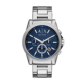 Armani Exchange Men's Stainless Steel Bracelet Watch - Product number 4995317
