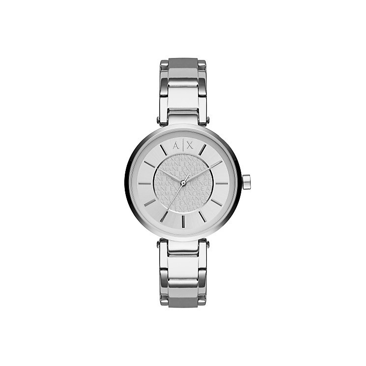 Armani Exchange Ladies' Stainless Steel Bracelet Watch - Product number 4998065