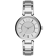 Armani Exchange Ladies' Stainless Steel Bracelet Watch - Product number 4998065