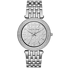 Michael Kors Ladies' Stainless Steel Bracelet Watch - Product number 4998502