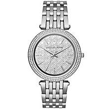 Michael Kors Ladies' Stainless Steel Bracelet Watch - Product number 4998502