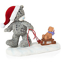 Me To You Ride Into Christmas Figurine - Product number 5000467