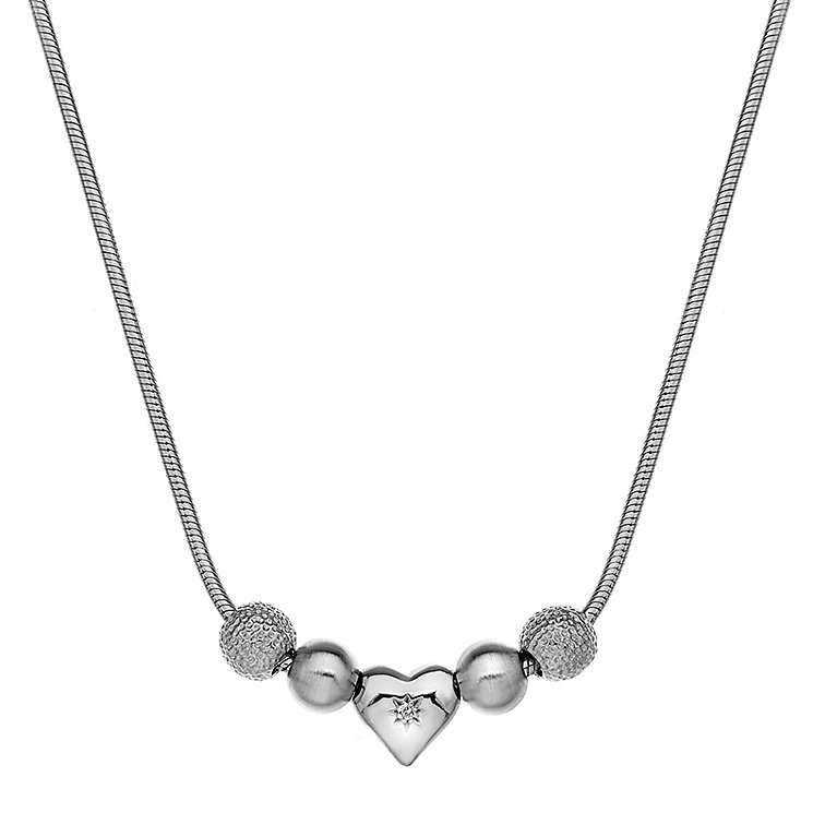 Hot Diamonds Silver Trinket Necklace - Product number 5000769