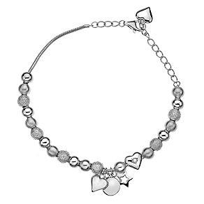 Hot Diamonds Silver Trinket Bracelet - Product number 5001056