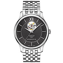 Tissot Men's Stainless Steel Bracelet Watch - Product number 5001617