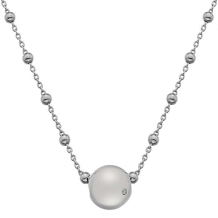 Hot Diamonds Silver Orb Pendant - Product number 5001706