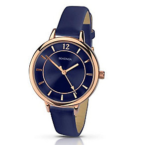 Sekonda Ladies' Summer-Time Editions Blue Dial Watch - Product number 5004683