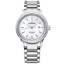 Eterna Ladies' Tangaroa Stainless Steel Bracelet Watch - Product number 5004934