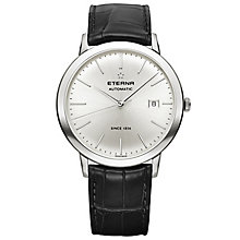 Eterna Men's Eternity Stainless Steel Strap Watch - Product number 5005019