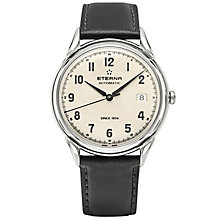 Eterna Men's Heritage Stainless Steel Strap Watch - Product number 5005078