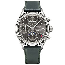 Eterna Men's Heritage Chronograph Stainless Steel Watch - Product number 5005108