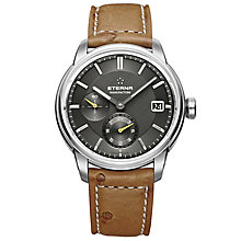 Eterna Men's Adventic Stainless Steel Strap Watch - Product number 5005248