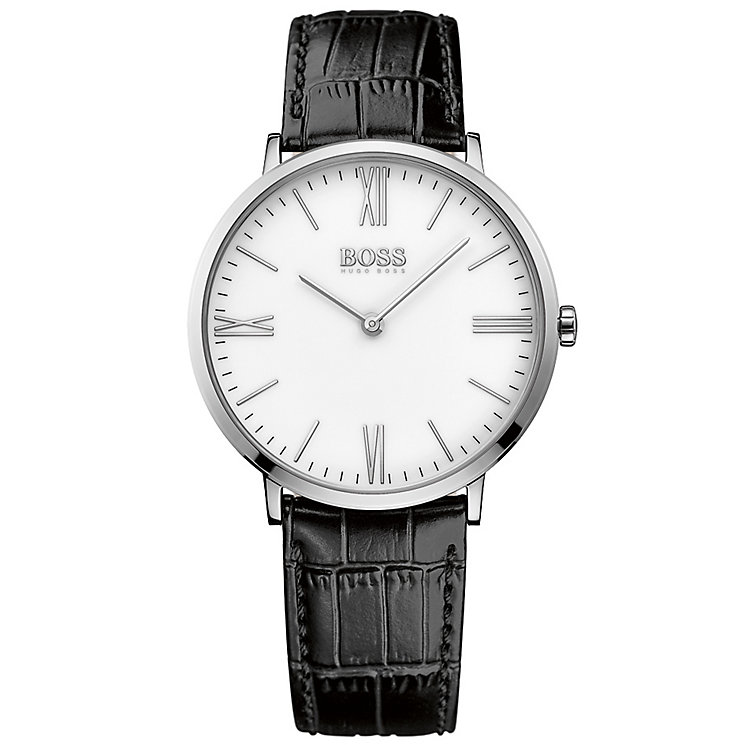 Hugo Boss Men's Stainless Steel Strap Watch - Product number 5006856