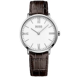 Hugo Boss Men's Stainless Steel Strap Watch - Product number 5006880