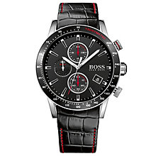 Hugo Boss Men's Stainless Steel Strap Watch - Product number 5006899
