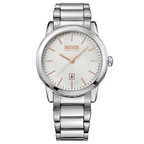 Hugo Boss Men's Stainless Steel Bracelet Watch - Product number 5006945