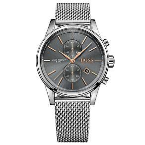 Hugo Boss Jet Men's Stainless Steel Bracelet Watch - Product number 5006996