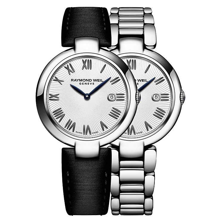 Raymond Weil Ladies' Interchangeable Strap Watch - Product number 5007739