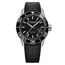 Raymond Weil Men's Stainless Steel Strap Watch - Product number 5007844