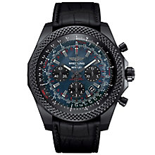 Breitling Bentley Men's Stainless Steel Strap Watch - Product number 5008077