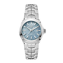 TAG Heuer Link Ladies' Stainless Steel Bracelet Watch - Product number 5008875