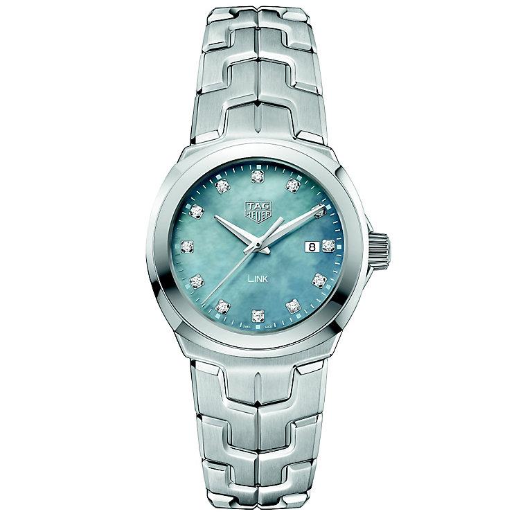 TAG Heuer Link Ladies' Stainless Steel Bracelet Watch