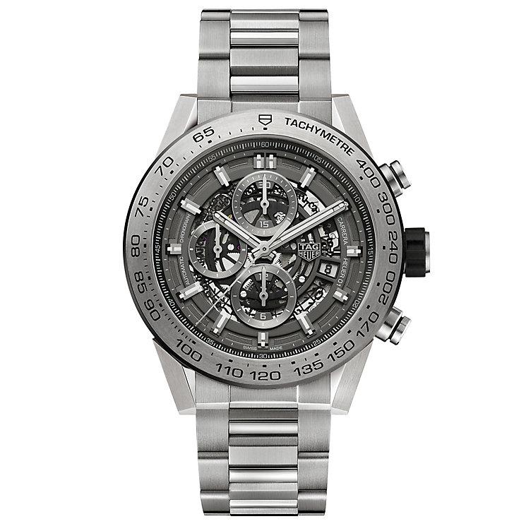 TAG Heuer Carrera Men's Titanium Bracelet Watch - Product number 5008948