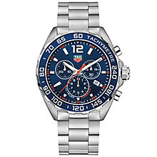 TAG Heuer F1 Men's Stainless Steel Bracelet Watch - Product number 5009022