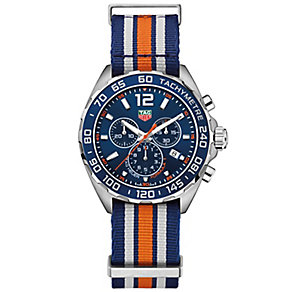 TAG Heuer Men's Stainless Steel Strap Watch - Product number 5009138