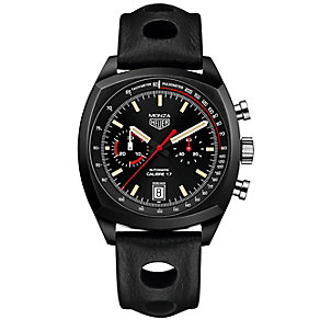 Tag Heuer Men's Ion Plated Strap Watch - Product number 5009383