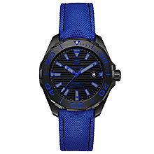 TAG Heuer Aquaracer Men's Ion Plated Strap Watch - Product number 5009456