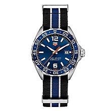 TAG Heuer F1 Men's Stainless Steel Strap Watch - Product number 5009499
